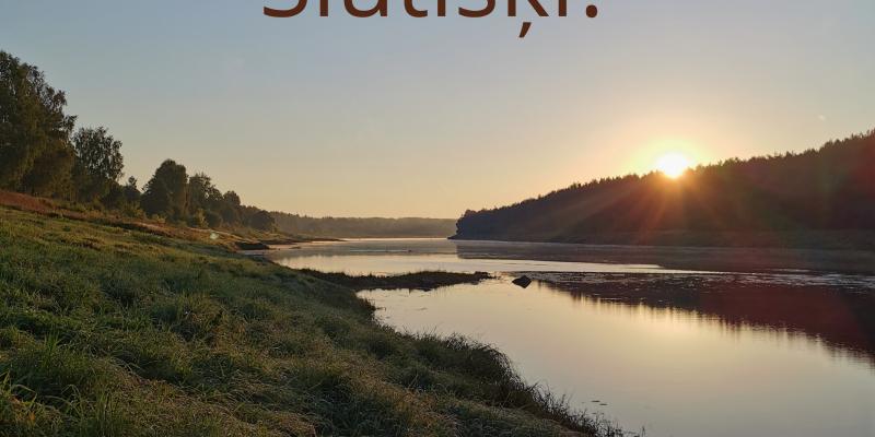 Kā cēlies vietvārds Slutišķi?